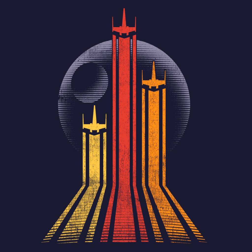 Pampling: Retro Galactic