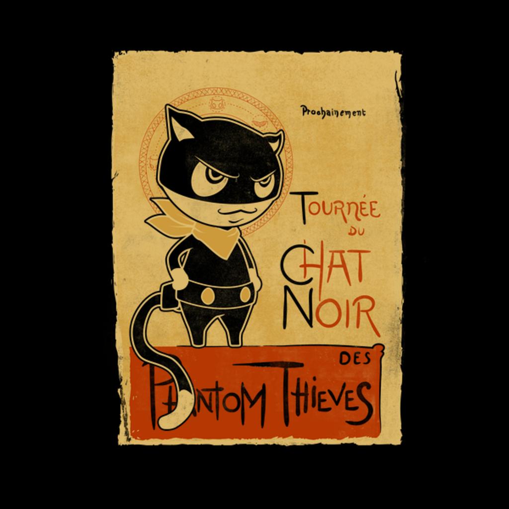 NeatoShop: Black Cat Morgana