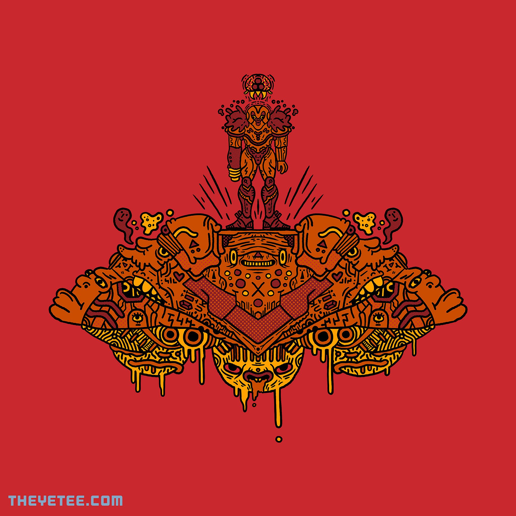 The Yetee: S.O.S: Stand On Ship