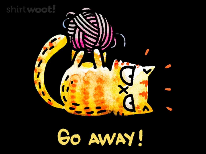 Woot!: Go Away!