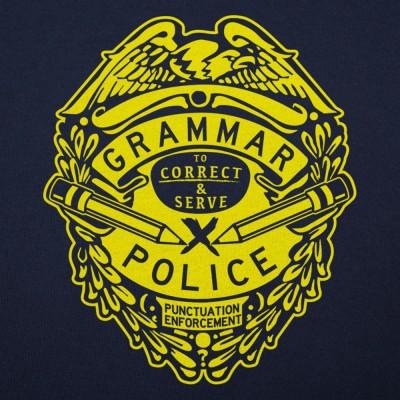 6 Dollar Shirts: Grammar Police