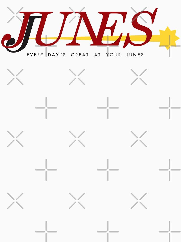 RedBubble: Persona 4 - Junes