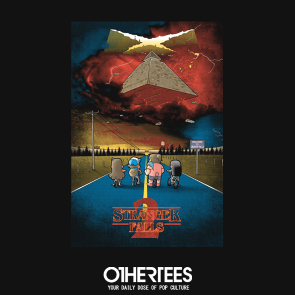 OtherTees: Stranger Falls 2