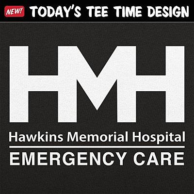 6 Dollar Shirts: Hawkins Hospital