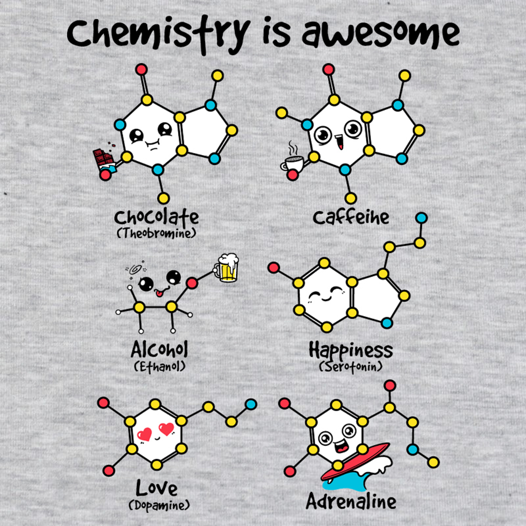 Pampling: Chemistry Is Awesome