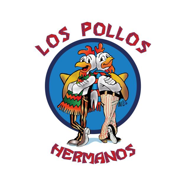 TeePublic: Los Pollos Hermanos