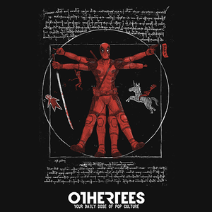 OtherTees: Vitruvian regeneration