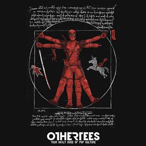 OtherTees: Vitruvian regeneration