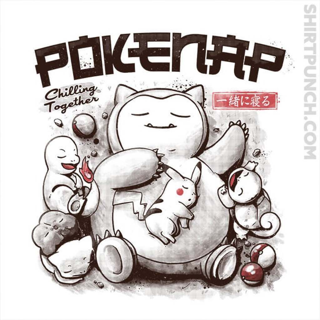 ShirtPunch: Pokenap