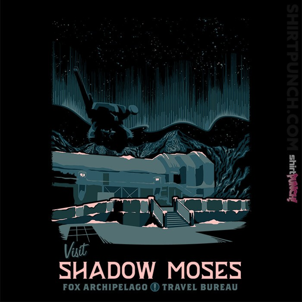 ShirtPunch: Visit Shadow Moses