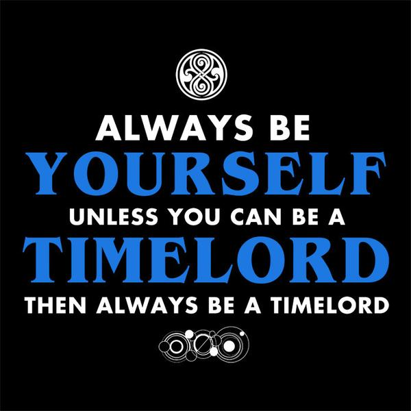 Tee11: Be A Time Lord