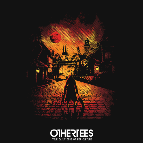 OtherTees: The Hunter