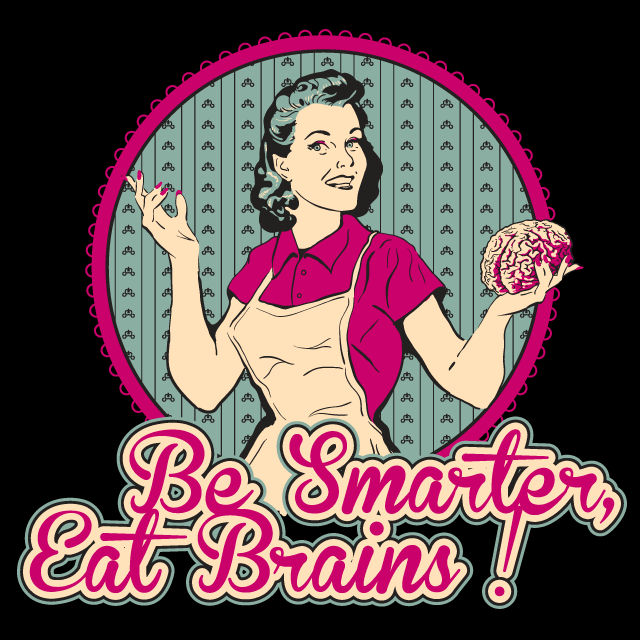 Wistitee: Eat Brains