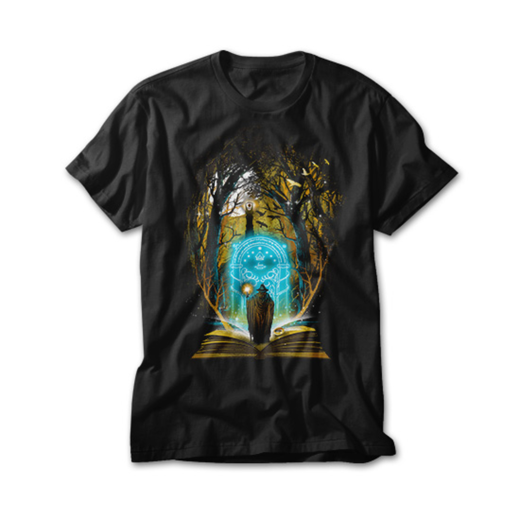 OtherTees: Book of Magic and Adventures