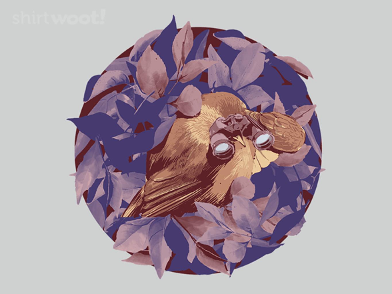 Woot!: Bird Watcher - $15.00 + Free shipping