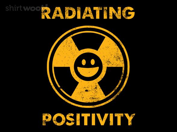 Woot!: Radiating Positivity