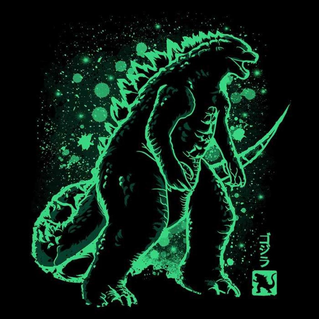 Once Upon a Tee: The Kaiju
