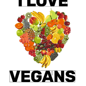 BustedTees: I Love Vegans