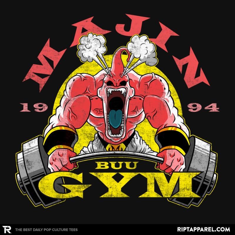 Ript: Majin Gym