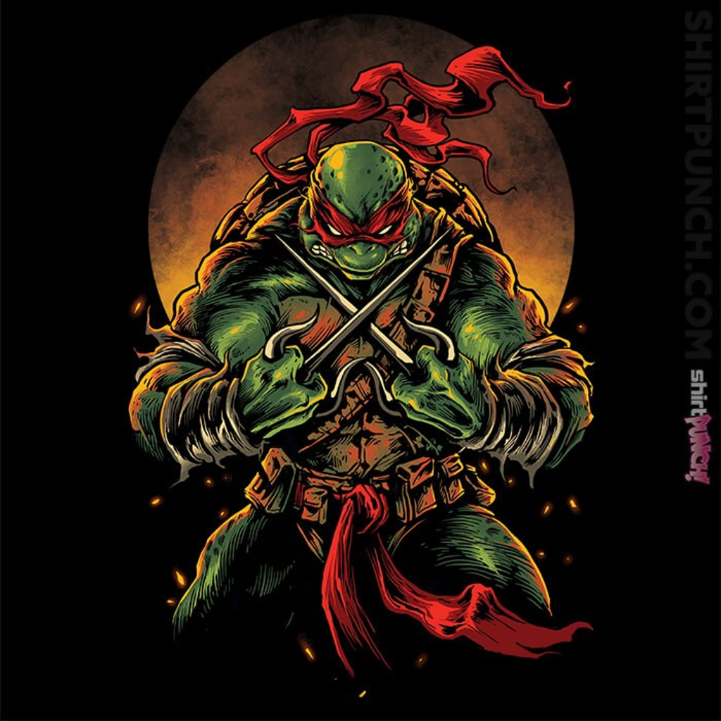 ShirtPunch: Raph