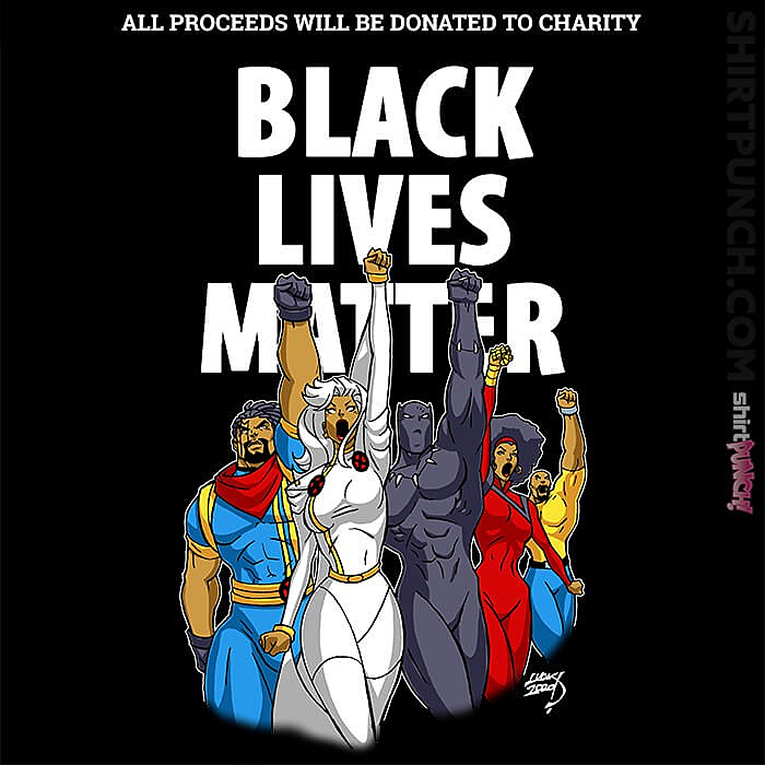 ShirtPunch: Black Lives Matter