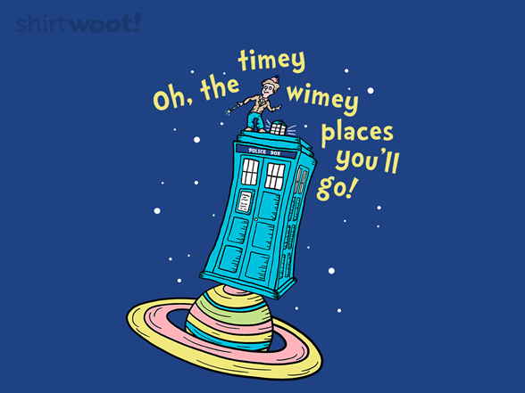 Woot!: Space Places