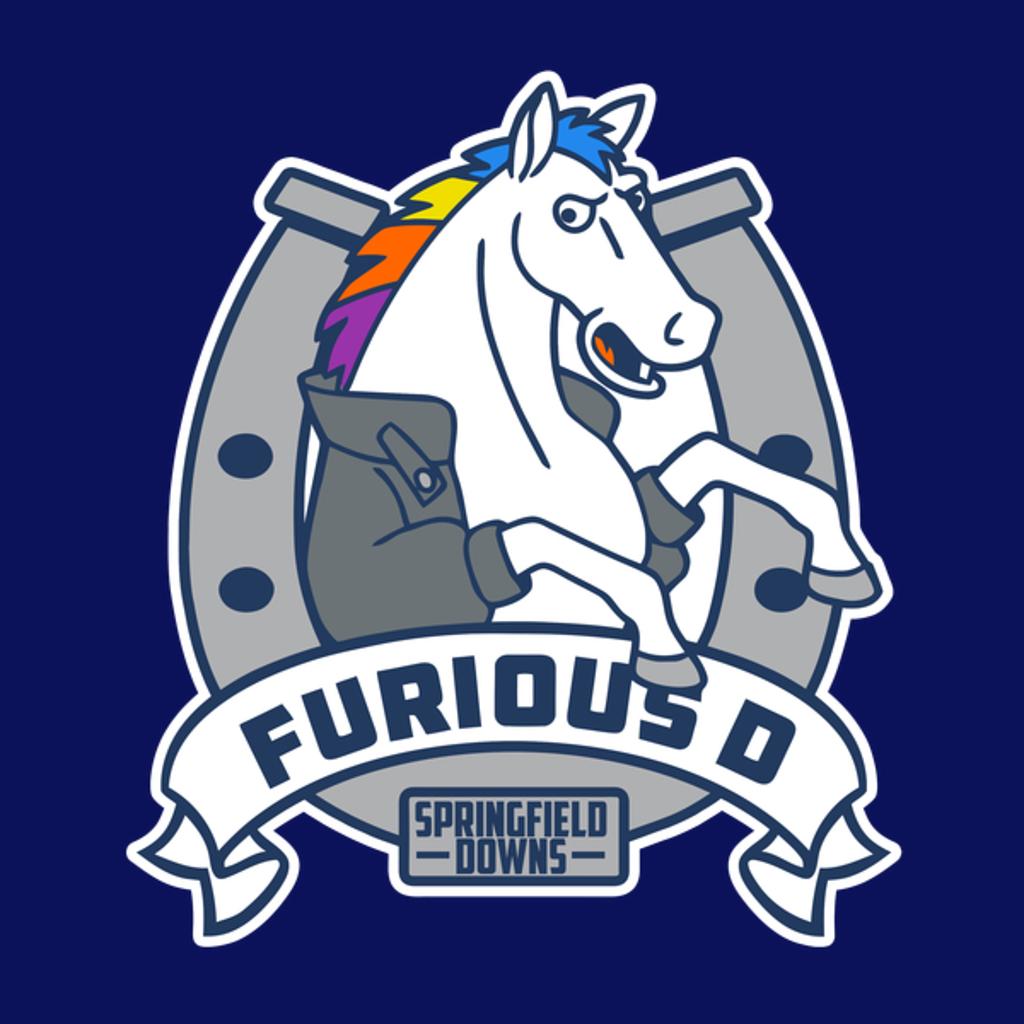 NeatoShop: Furious Horse