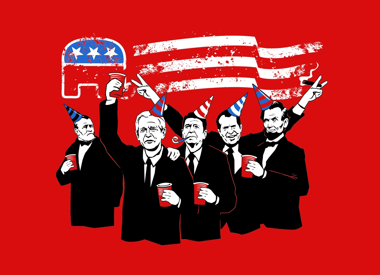 Threadless: The Republican Party