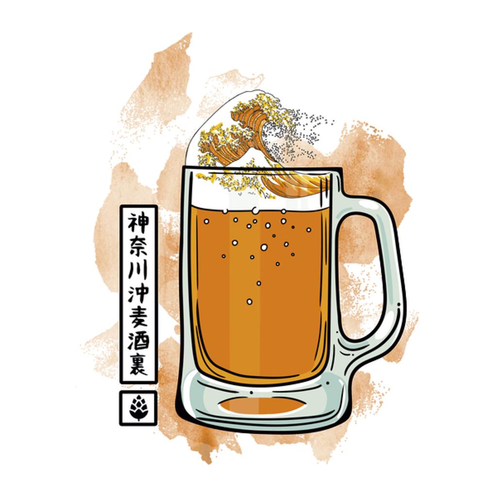 NeatoShop: The great beer off Kanagawa