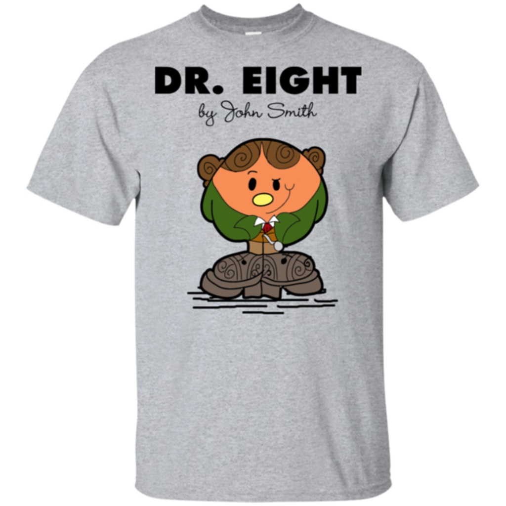 Pop-Up Tee: Dr Eight