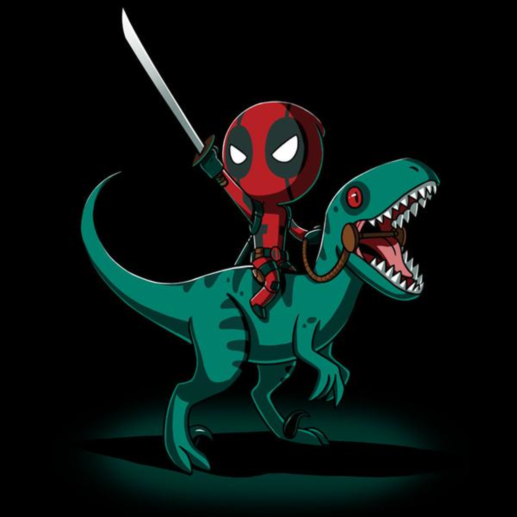 TeeTurtle: Deadpool on a Rap...