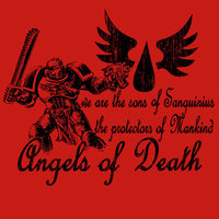 EnTeeTee: Angels of Death