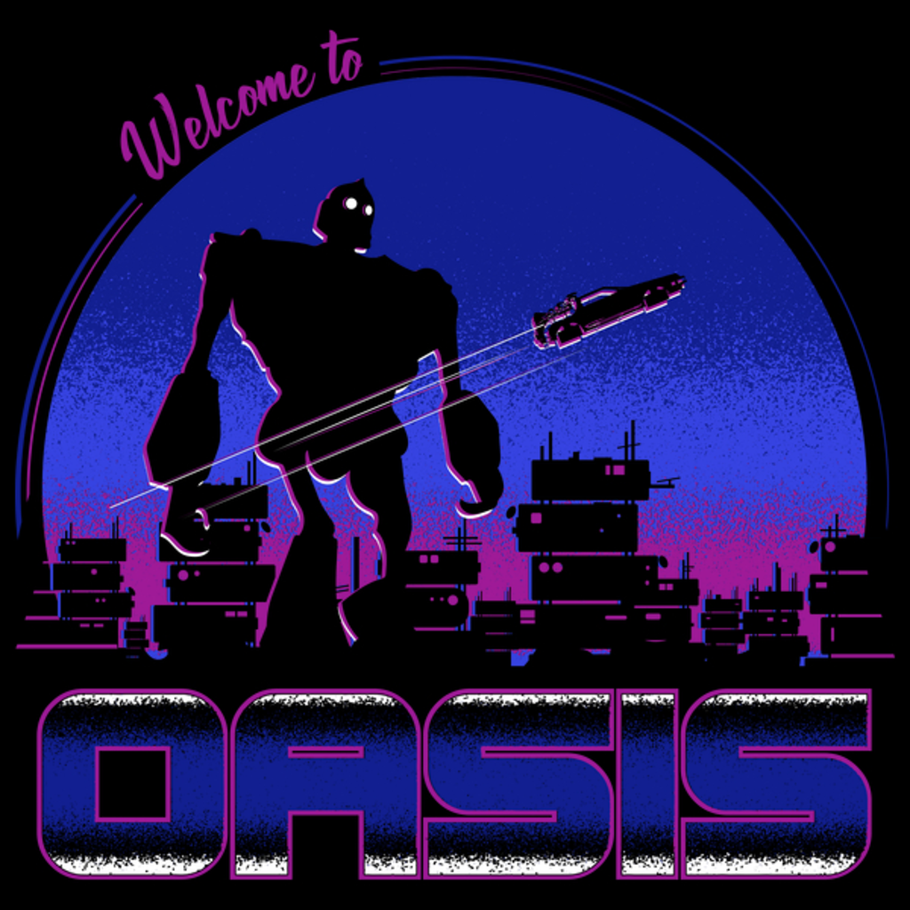 NeatoShop: Welcome to Oasis