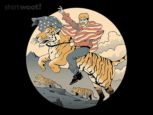 Woot!: Tiger Crossing America