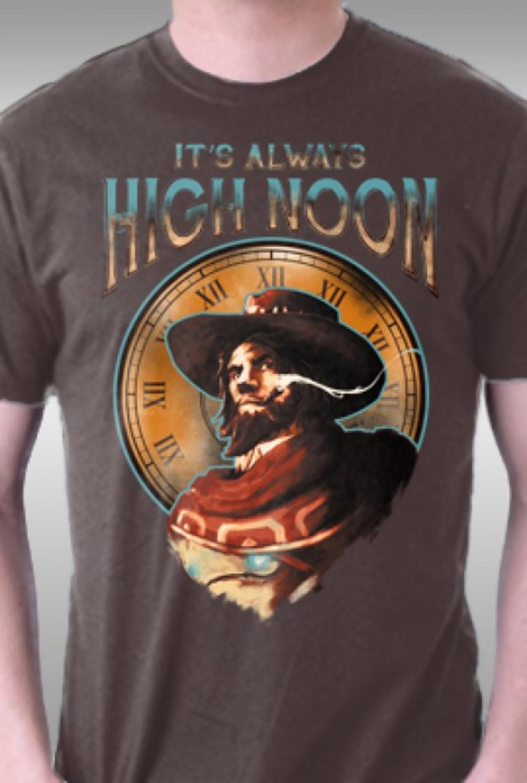 TeeFury: It's Always High Noon