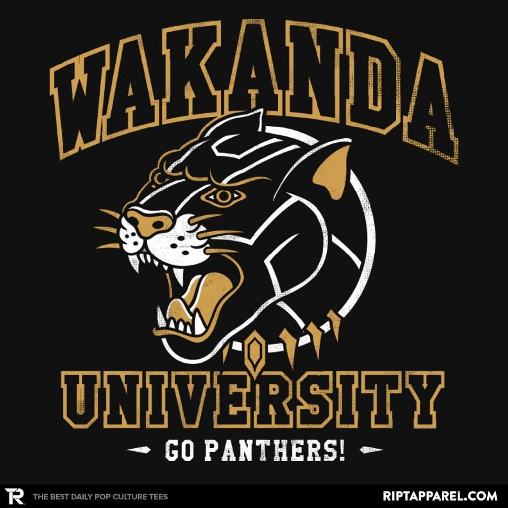 Ript: Wakanda University