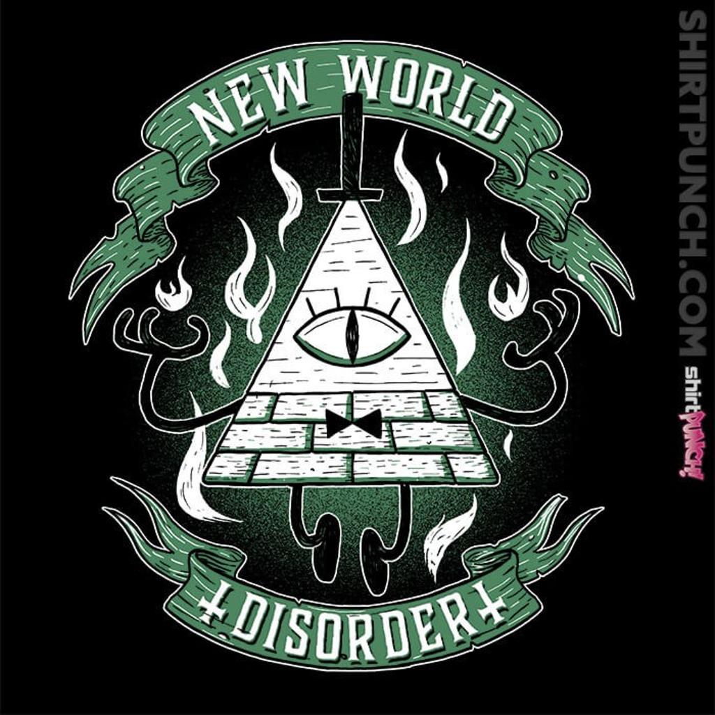 ShirtPunch: New World Disorder