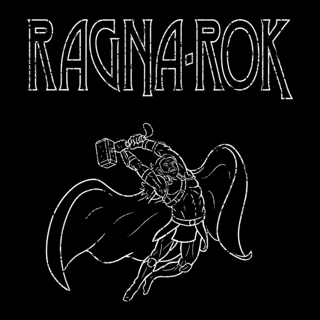 Once Upon a Tee: Ragna-Rok