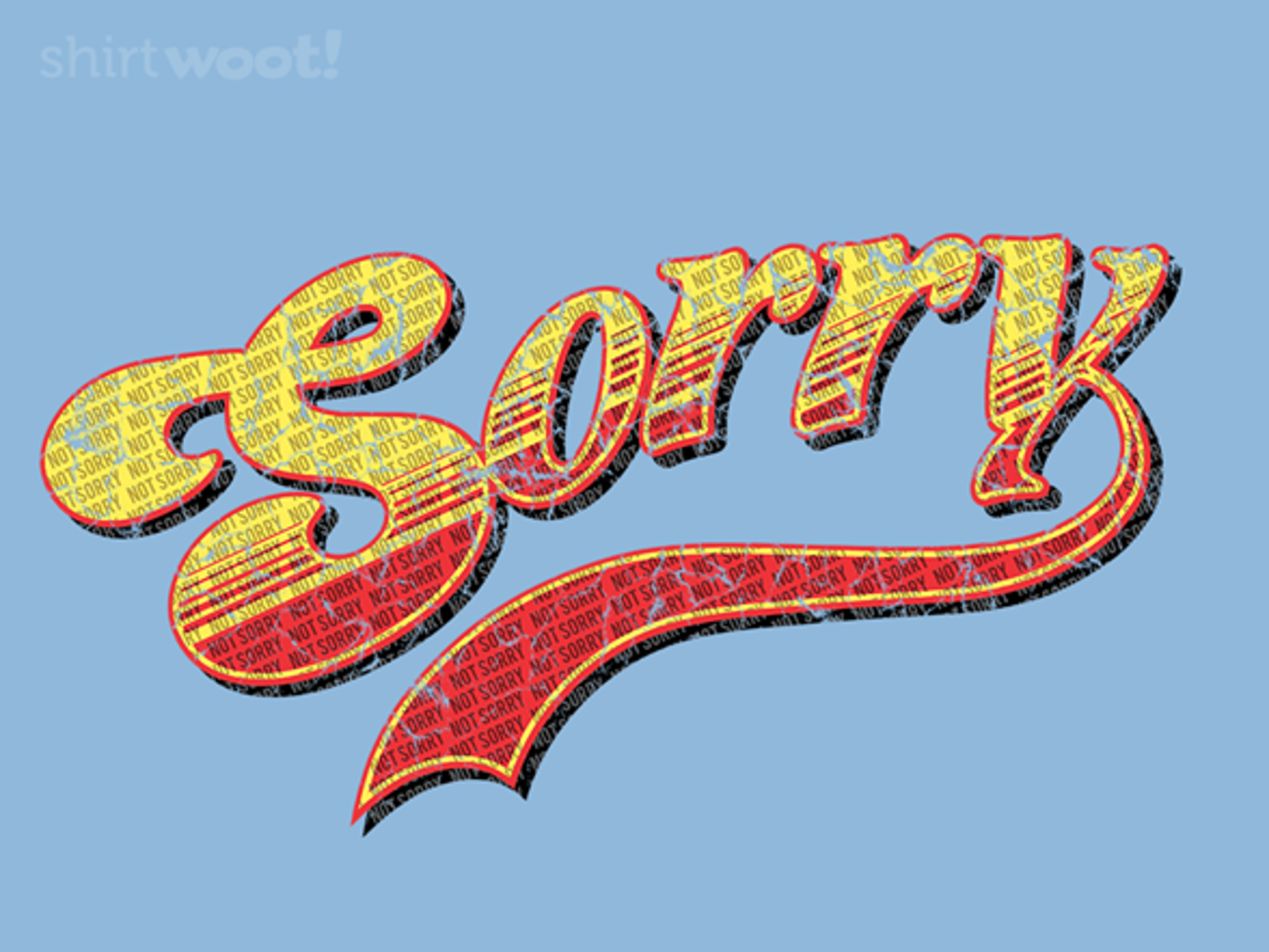 Woot!: Canadian American (Sorry, Not Sorry) - $15.00 + Free shipping
