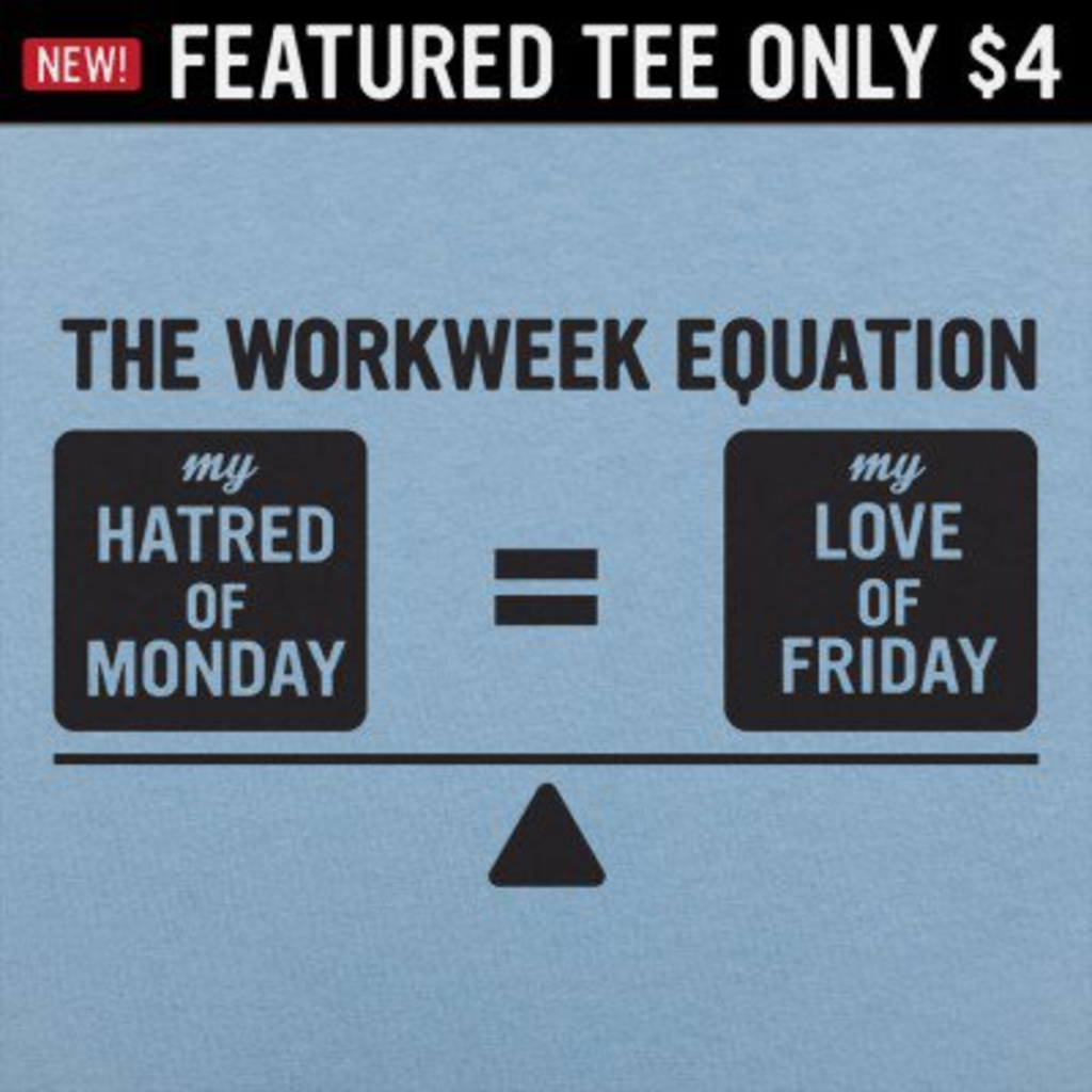 6 Dollar Shirts: Monday Math