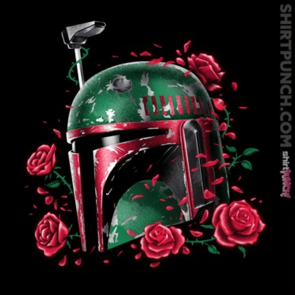 ShirtPunch: Phatom of the Empire Fett