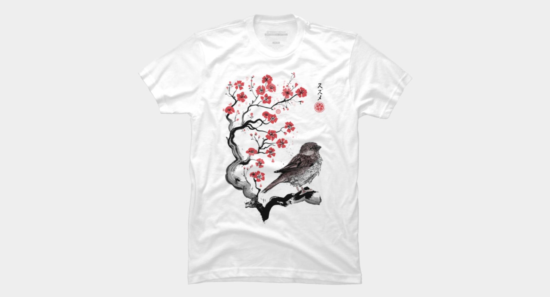 Design by Humans: Little Sparrow
