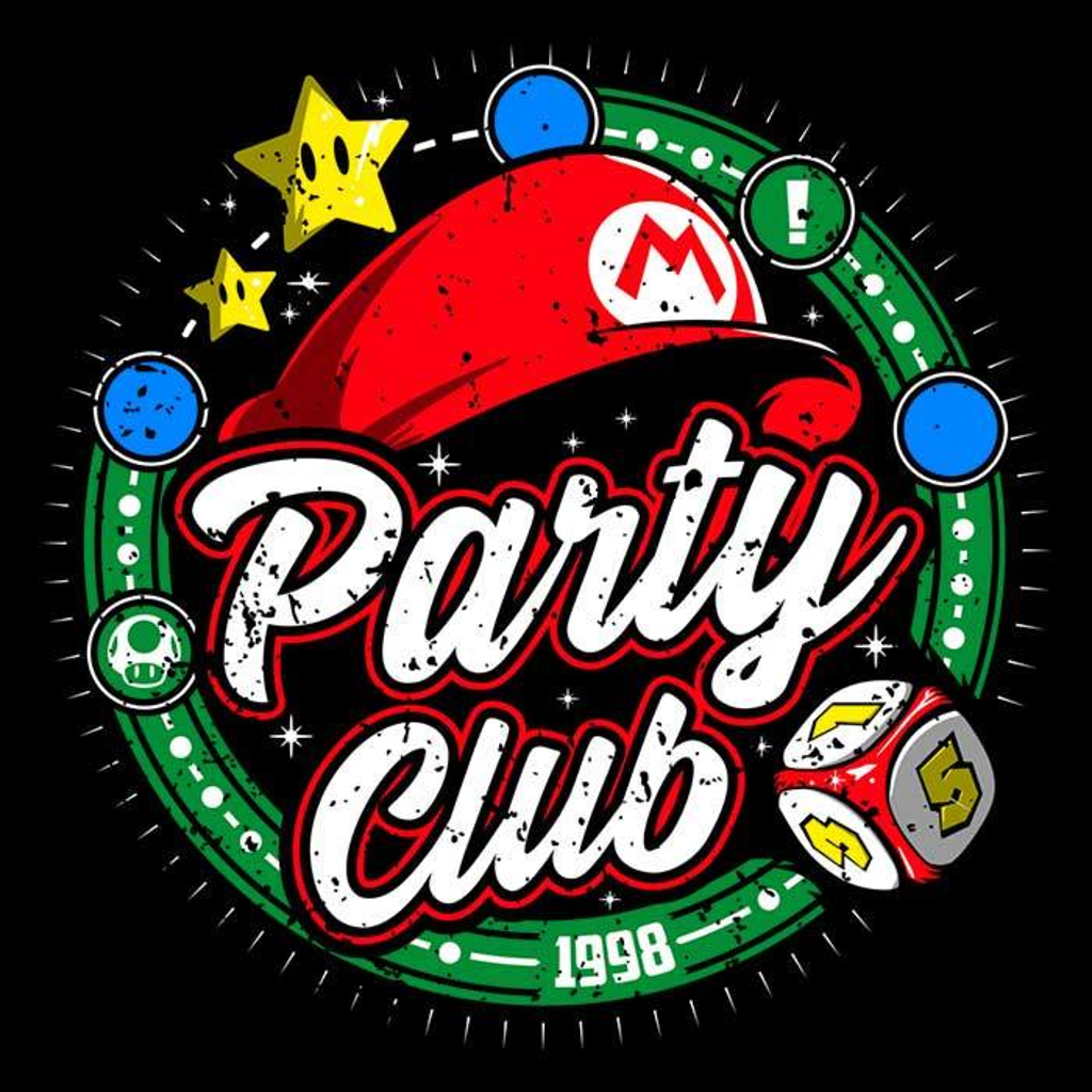 Once Upon a Tee: Party Club