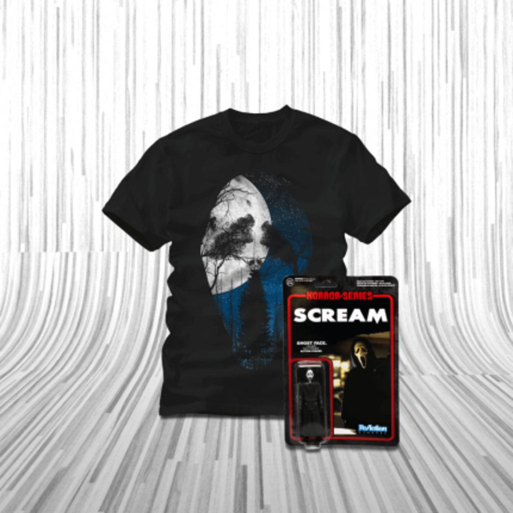 ShirtPunch: What's Your Favorite Scary Movie Bundle
