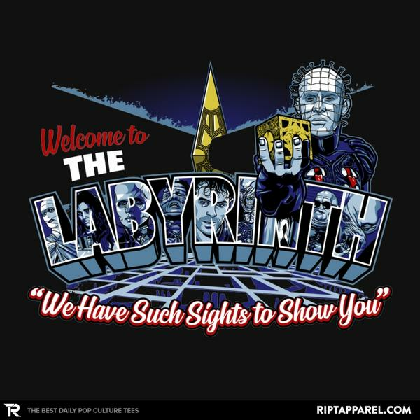 Ript: Welcome to The Labyrinth