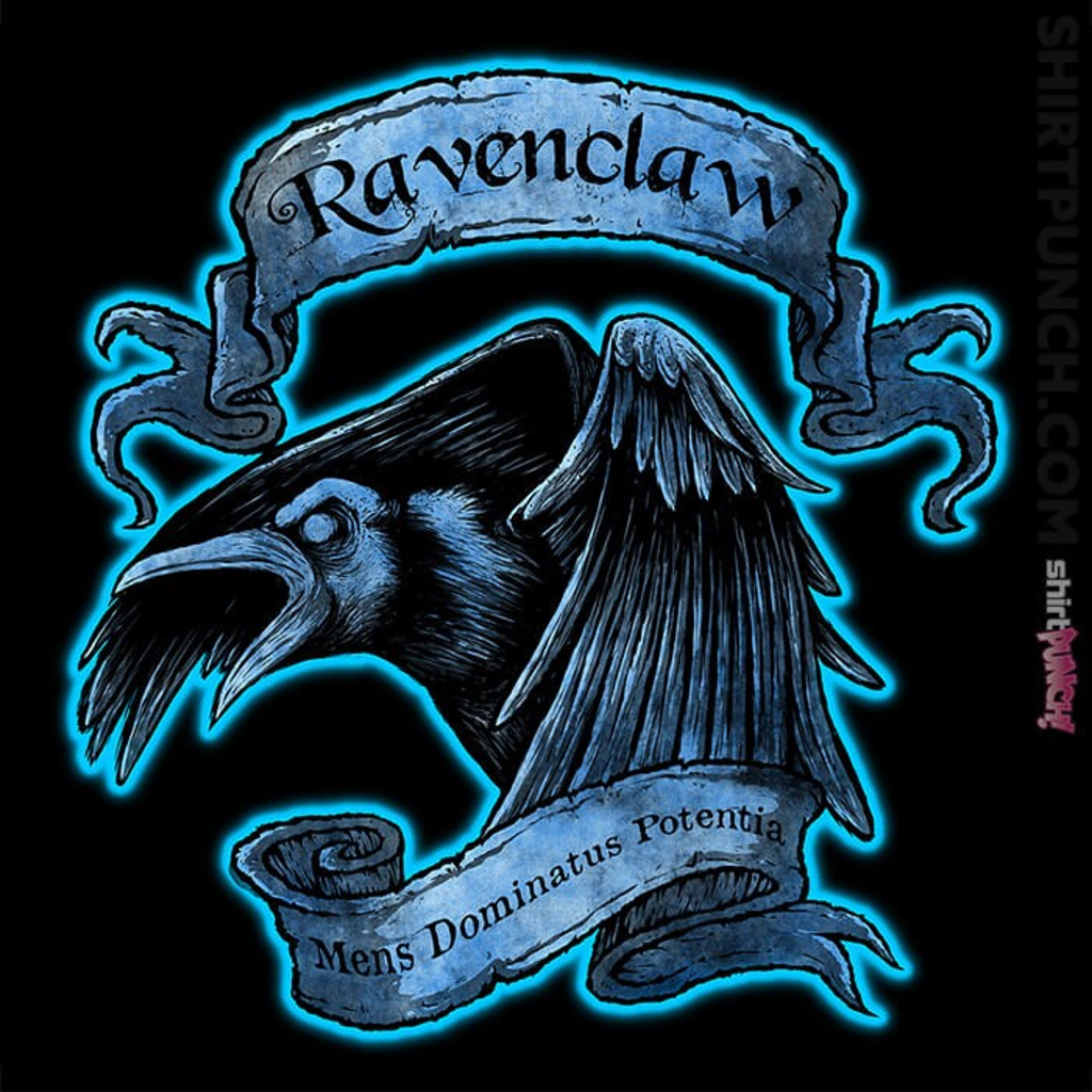 ShirtPunch: Ravenclaw
