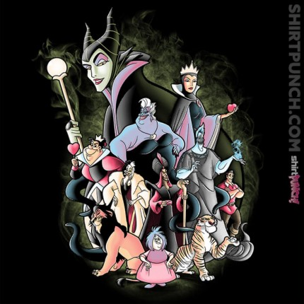 ShirtPunch: Wickedness