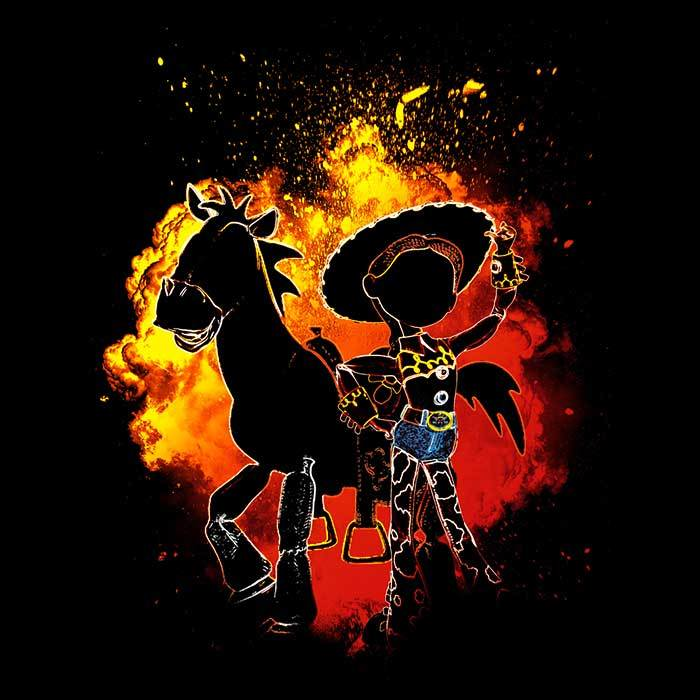 Once Upon a Tee: Soul of the Cowgirl
