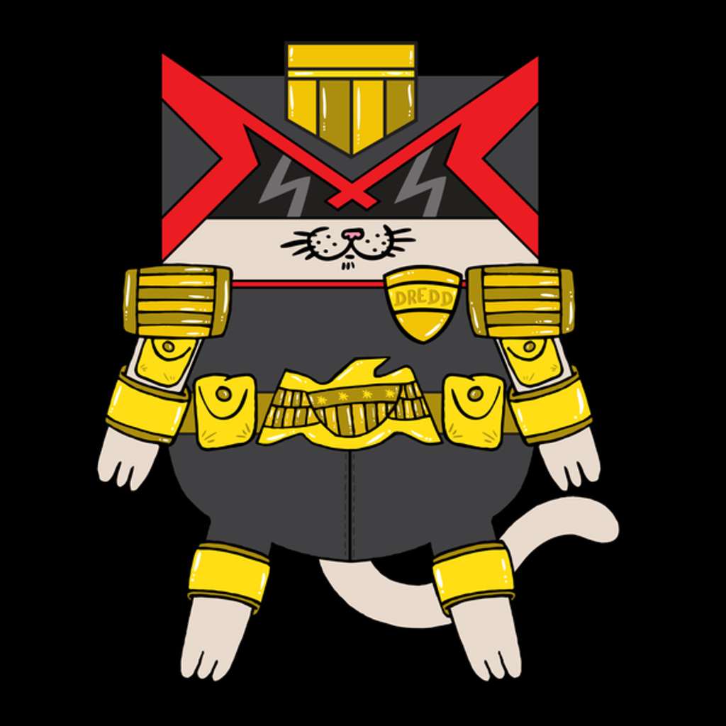 NeatoShop: Judge Cat Dredd