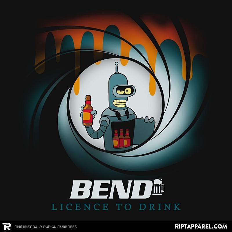 Ript: Bend Agent Drink